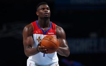 """Zion Williamson nghỉ đấu vô thời hạn: New Orleans Pelicans trách trọng tài NBA """"bất lực"""""""