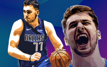 Luka Doncic giúp Dallas Mavericks giải cơn khát kéo dài suốt hơn một thập kỷ