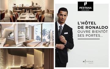 Khám phá khách sạn sang chảnh Ronaldo chuẩn bị khai trương ở Madrid