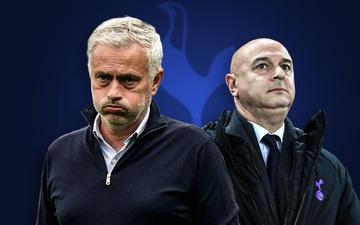 """Vẫn """"cay cú"""" Tottenham, Jose Mourinho xúi Harry Kane """"hãy chơi bóng ở nơi khiến cậu hạnh phúc"""""""