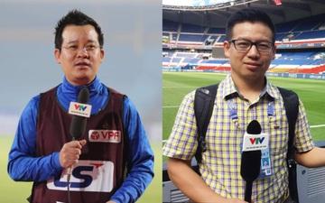 2 gương mặt mới thay BLV Biên Cương, Khắc Cường trong trận Việt Nam gặp Malaysia