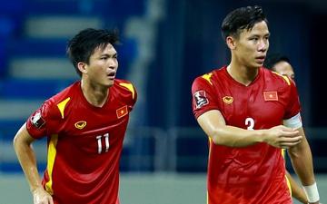 Danh sách 23 cầu thủ đội tuyển Việt Nam đối đầu Malaysia ngày 11/6