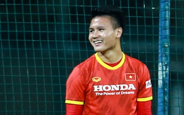 Danh sách số áo 23 tuyển thủ Việt Nam đối đầu Malaysia: Hoàng Anh thay Quang Hải