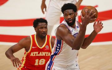 Áp đảo toàn diện, Philadelphia 76ers giật lấy chiến thắng quan trọng tại sân của Atlanta Hawks