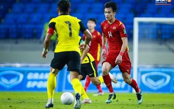 """Chấm điểm cầu thủ Việt Nam vs Malaysia: """"Người đóng thế"""" hoàn hảo mang tên Hoàng Đức"""