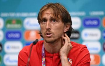Luka Modric thẳng thắn chỉ trích truyền thông Anh ngay trước thềm Euro 2020