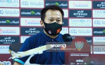 """Trợ lý ĐT Việt Nam: """"Chúng tôi mang tinh thần, hình ảnh của bóng đá Việt Nam ra châu Á"""""""