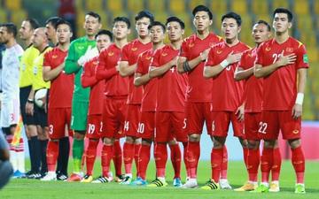 Đường truyền tín hiệu từ UAE gặp vấn đề khiến VTV lỡ phát sóng 6 phút đầu trận đấu của tuyển Việt Nam