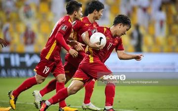 Tuyển Việt Nam suýt tạo nên màn ngược dòng quả cảm trong ngày giành tấm vé lịch sử dự vòng loại cuối World Cup