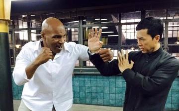 """Chân Tử Đan kể về trải nghiệm khi cùng Mike Tyson đóng """"Diệp Vấn 3"""": Tôi đã sợ bị đánh chết"""
