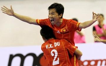 Tuyển futsal Việt Nam từng khiến Brazil thua muối mặt khi đang ở đỉnh cao thế giới