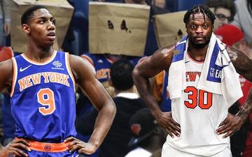 Sự kỳ vọng quá lớn đang giết chết Julius Randle và New York Knicks