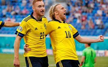 Video: Forsberg lập cú đúp, Thụy Điển nhân đôi cách biệt