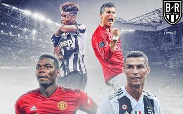 Chuyển nhượng 3/6: Juve bán Ronaldo lấy tiền mua Pogba?