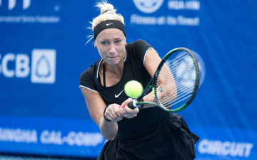 Bóng hồng làng quần vợt bị bắt giữ vì nghi ngờ bán độ ở Roland Garros 2020