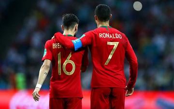 Bruno Fernandes tiết lộ nguồn động lực đặc biệt từ thất bại của Ronaldo