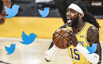 """Montrezl Harrell đăng đàn """"cà khịa"""" Los Angeles Lakers sau thất bại tại vòng 1 Playoffs 2021"""