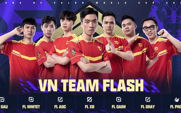 Chi tiết lịch thi đấu AWC 2021: Team Flash và BRU tái hiện chung kết thế giới ngay trong ngày khai mạc