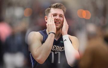 """Chia tay Playoffs, Luka Doncic nói gì về lối chơi """"bóng rổ đơn nam"""" của Dallas Mavericks?"""