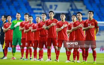 Đội tuyển Việt Nam là 1 trong 2 đội tại bảng B vòng loại thứ 3 World Cup 2022 chưa từng xuất hiện tại vòng CK World Cup