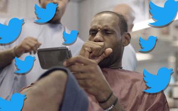 """Không những bị ghét nhất NBA, LeBron James còn dẫn đầu thể thao thế giới về thành tích... bị """"bắt nạt"""""""