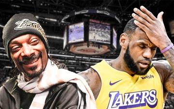 Thua tan tác Phoenix Suns, fan cứng Los Angeles Lakers quay sang cổ vũ đối thủ