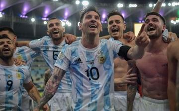 Hạ gục Brazil, Messi và đồng đội vô địch Copa America