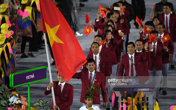"""Đoàn thể thao Việt Nam xác định ngày lên đường """"săn"""" huy chương Olympic Tokyo 2020"""