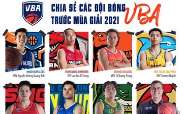 Loạt chia sẻ truyền cảm hứng từ các cầu thủ tại VBA 2021: Mùa giải chưa thể diễn ra nhưng hãy nhìn về phía tích cực
