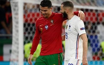 3 ngôi sao luôn đứng dưới cái bóng của Ronaldo
