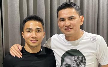 Chanathip Songkrasin muốn HLV Kiatisuk dẫn dắt ĐT Thái Lan trước thềm AFF Cup