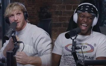 Youtuber KSI tự tin đánh bại Floyd Mayweather, cho rằng Logan Paul đủ sức đánh bại Mike Tyson