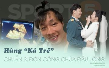 Nhật ký VBA Bubble 2021: Chàng quân nhân Thang Long Warriors trúng tiếng sét ái tình trên sân bóng, sắp đón công chúa đầu lòng trong bối cảnh đặc biệt