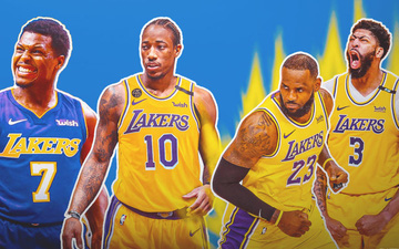Rộ tin đồn DeMar DeRozan, Kyle Lowry muốn tái hợp tại Los Angeles Lakers