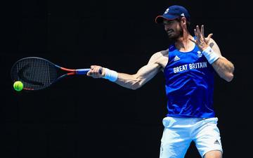 Đương kim vô địch Andy Murray rút lui khỏi nội dung đánh đơn tại Thế vận hội