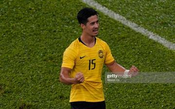 Trụ cột tuyển Malaysia đối đầu tuyển Việt Nam mắc ung thư