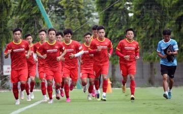 HLV Park Hang-seo lên danh sách tập trung ĐT U22 Việt Nam với 30 cầu thủ