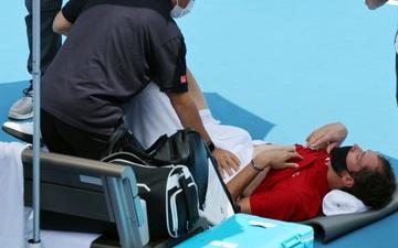 """Tay vợt số 2 thế giới dọa trọng tài ở Olympic: """"Nếu tôi chết, ai sẽ chịu trách nhiệm?"""""""