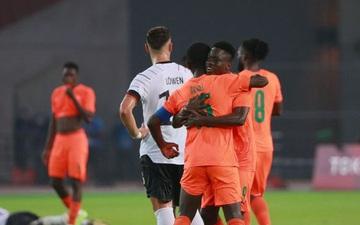 Bị Olympic Bờ Biển Ngà cầm hòa 1-1, Olympic Đức ngậm ngùi rời Thế vận hội ngay sau vòng bảng
