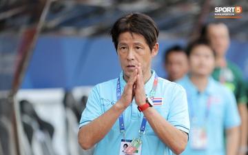 Tuyển Thái Lan sa thải HLV trưởng Akira Nishino