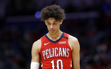 Cầu thủ trẻ New Orleans Pelicans vướng vào vòng lao lý, nhập viện vì ẩu đả với cảnh sát
