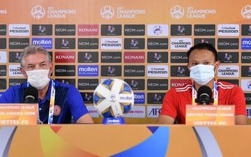 """Trọng Hoàng: """"Viettel đã có phương án mới để giành kết quả tốt trước CLB Thái Lan"""""""