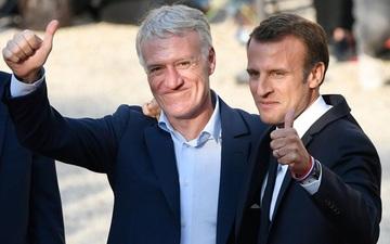 """Tuyển Pháp """"nhà dột từ nóc"""", bung bét sau kỳ Euro thảm họa"""