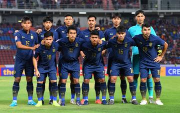 Biến động trước vòng loại U23 châu Á 2022: Thái Lan dừng đăng cai bảng đấu, một đội rút lui