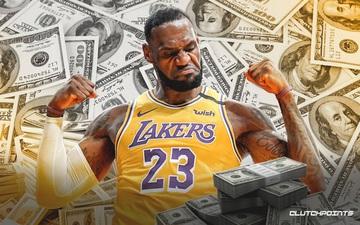 LeBron James sẽ trở thành tỷ phú vào cuối năm 2021