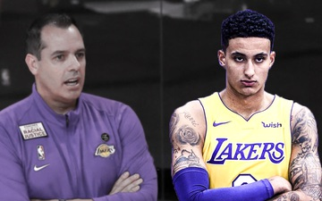 Thi đấu tệ hại tại Playoffs, Kyle Kuzma đổ thừa lỗi tại HLV trưởng Los Angeles Lakers