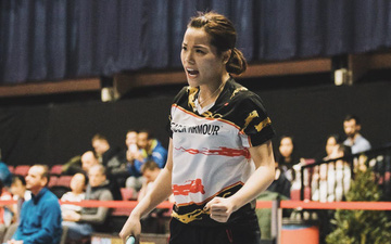"""Nguyễn Thùy Linh bất ngờ có tên trong danh sách các VĐV cầu lông """"nhỏ nhưng có võ"""" của BWF"""