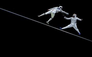 Những góc ảnh đẹp ngỡ ngàng ở Olympic Tokyo 2020