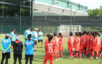 """Xác định """"quân xanh"""" của đội tuyển nữ Việt Nam trước thềm vòng loại Asian Cup 2022"""