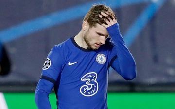"Fan Chelsea: ""Biến đi Werner!"""